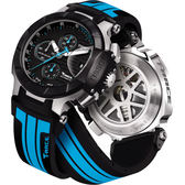 TISSOT 天梭 T-Race MotoGP 專業限量賽車機械手錶-黑 T0484272705702