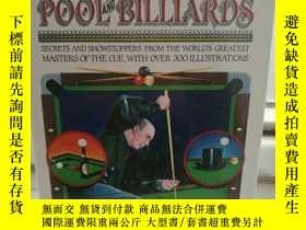 二手書博民逛書店Treasury罕見of Trick Shots in Pool