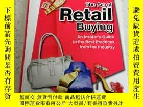二手書博民逛書店The罕見Art of Retail Buying: An In