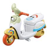 TOMICA 玩具總動員四 Forky 摩托車 DS13314夢幻迪士尼小汽車