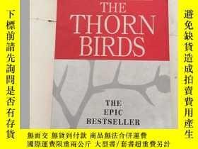 二手書博民逛書店The罕見Thorn Birds(Colleen McCullo