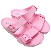 Lotto 樂得 EVA 女鞋 經典勃肯拖鞋 粉紅色 輕量 防水 台灣製 Birkenstock Arizona LT6AWS3803