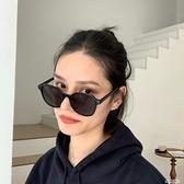 墨鏡ins墨鏡女韓版圓臉太陽鏡大臉顯瘦眼鏡網紅新款潮男 萊俐亞 交換禮物