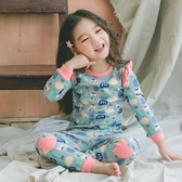 女童內衣套裝純棉兒童秋冬家居服秋衣秋褲寶寶長袖睡衣棉毛衫保暖 晟鵬國際貿易