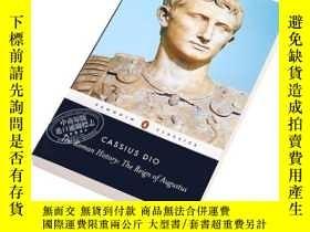 二手書博民逛書店The罕見Roman History: The Reign of Augustus 羅馬史 奧古斯都時期Y33