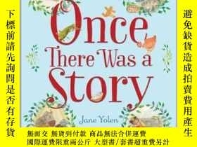 二手書博民逛書店Once罕見There Was a StoryY362136 Photograph by Jas... Sim