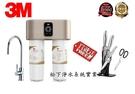 3M 極淨倍智雙效淨水系統 X90-G/3M淨水器/3M濾水器/3M雙效淨水器/可分期/台南、高雄免費標準安裝