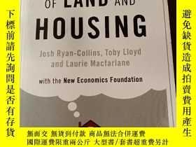 二手書博民逛書店Rethinking罕見the Economics of Land and HousingRyan-Collins
