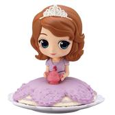 迪士尼Q-POSKET 小公主蘇菲亞 蘇菲亞 一般色B