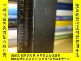 二手書博民逛書店密立根自傳罕見The autobiography of Robert A. MillikanY354044 R