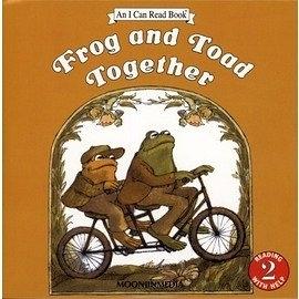 〈汪培珽英文書單〉〈An I Can Read 系列 〉FROG AND TOAD TOGETHER / L2 / 單CD