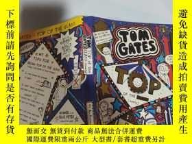 二手書博民逛書店tom罕見gates top of the class 湯姆·蓋茨是班上最好的..Y200392