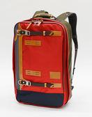MSPC(master-piece) POTENTIAL-v2 No.01740v2-R[高機能素材拼接三用包-紅色]