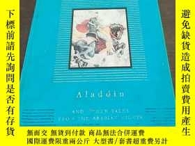 二手書博民逛書店Aladdin罕見and Other Tales from th
