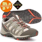 Merrell 15890 女GTX防水登山健行鞋 Siren Hex Q2 Gore-Tex運動鞋