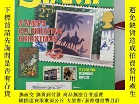 二手書博民逛書店SCOTT罕見STAMP MONTHLY DECEMBER 2005Y248636 出版2005