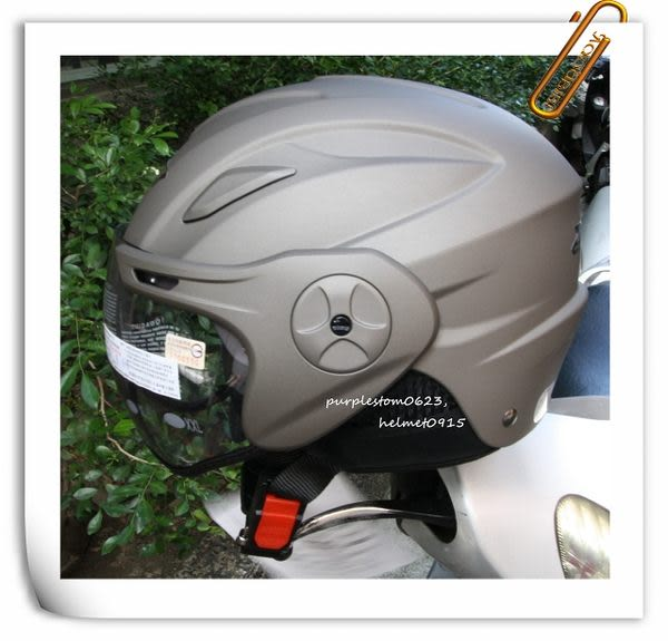 M2R安全帽,雪帽,SP12,素色/消光灰