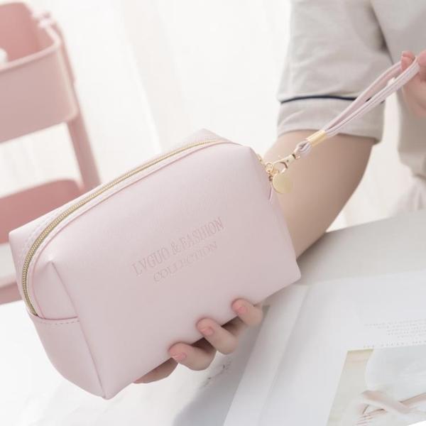 化妝包便攜防水大容量收納包化妝品盒箱洗漱包【匯美優品】