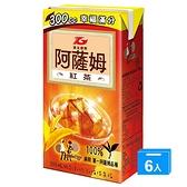 匯竑阿薩姆紅茶300ml x 6【愛買】