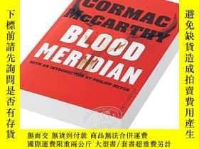 二手書博民逛書店血色子午線罕見皮卡多爾經典 英文原版 Blood Meridia