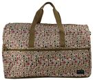 HAPI+TAS 摺疊大旅行袋 - 米色鑰匙