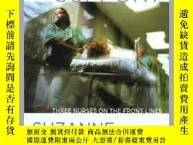 二手書博民逛書店Life罕見Support: Three Nurses on the Front s-生命支持:三名護士在前線