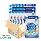 日本獅王奈米樂超濃縮洗衣精補充包-淨白消臭450gX16【特價1498】