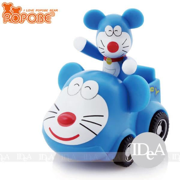 POPOBE熊 車載系列 2吋公仔車飾 小汽車玩具擺飾 哆啦A夢 小叮噹 大雄 非 暴力熊 momo熊 BE@RBRICK熊 IDEA