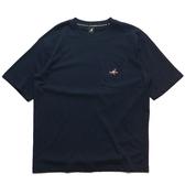 KANGOL 短袖 短T 深藍 胸前口袋 袋鼠 棉 男 (布魯克林) 6021100880