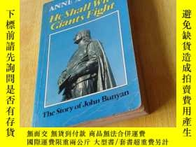 二手書博民逛書店HE罕見SHALL WITH GIANTS FIGHTY1954
