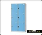 {{ 海中天休閒傢俱廣場 }} F-99 摩登時尚 HDF 多功能置物櫃系列 HDF-2506C 六人用置物櫃