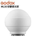 黑熊數位 Godox 神牛 ML30 矽膠柔光球 美光燈 柔光罩 閃光燈 攝影 柔光箱 人像 外拍 棚燈 攝影燈