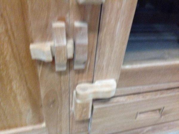 8號店鋪  6尺風化老柚木電視櫃~~全實木~~實體店面~~~