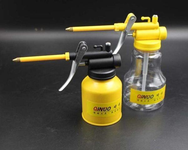 【SG259】高壓黃油槍 高壓機手動油壺 手動壓力油壺機油槍潤滑手動