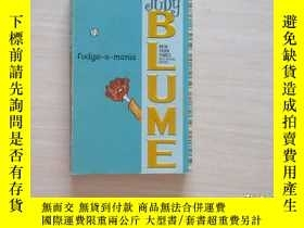 二手書博民逛書店Fudge-A-Mania罕見863Y10970 Judy Bl