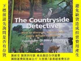 二手書博民逛書店The罕見Countryside Detective cY144