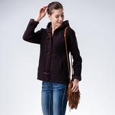 【JORDON 】 POLARTEC Classic 300 牛角釦 保暖防潑水刷毛外套/女款 732