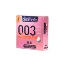 Okamoto岡本衛生套-003HA玻尿酸3入