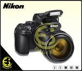 ES數位 Nikon Coolpix P1000 類單眼 數位相機 4K錄影 125倍變焦 巨砲機 望遠相機 送原電