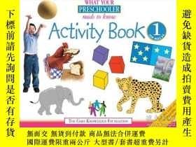 二手書博民逛書店What罕見Your Preschooler Needs to