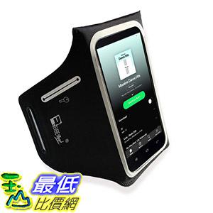[8美國直購] Waterproof Samsung Galaxy S10 Running Armband. Sports Phone Case Holder for Runners