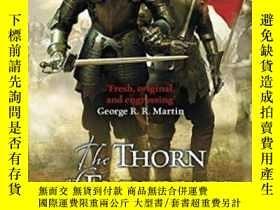 二手書博民逛書店The罕見Thorn Of EmberlainY256260 Scott Lynch Gollancz 出版