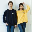 韓版甜蜜蜜蜂休閒長袖上衣親子裝(男大人)