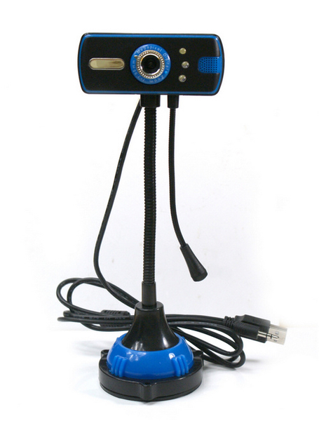 攝像頭 優酷攝像頭 筆記本電腦攝像頭 免驅高清usb視頻頭 帶麥克風夜視