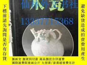 二手書博民逛書店【罕見】1983年瓷器宋瓷 Song ceramics 英文版