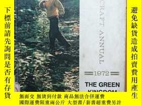 二手書博民逛書店The罕見Green Kingdom 1972Y22687 Field Enterprises Educat