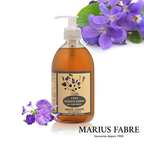 法國法鉑-天然草本紫羅蘭液體皂/500ml