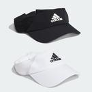 ADIDAS AEROREADY 太陽帽 遮陽帽 空頂帽 中空帽 鴨舌帽 黑/白 GM4520 GM6299 21SS