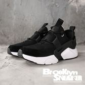 NIKE AIR HUARACHE CITY LOW PRM 黑白女鞋 (布魯克林) 2018/12月 AO3140003