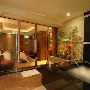 【林口】悠逸休閒旅館-清心雙人商務房平日住宿券
